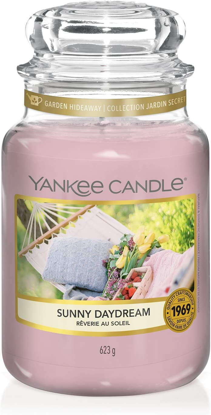 Yankee Candle Large Jar Sunny Daydream Scented Brand Cheap Sale Venue Special sale item