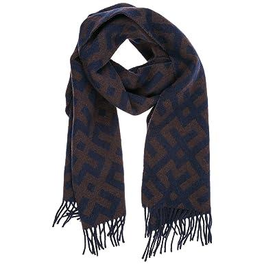 vari design prezzo all'ingrosso grandi affari Emporio Armani sciarpa lana uomo dark brown: Amazon.it: Abbigliamento