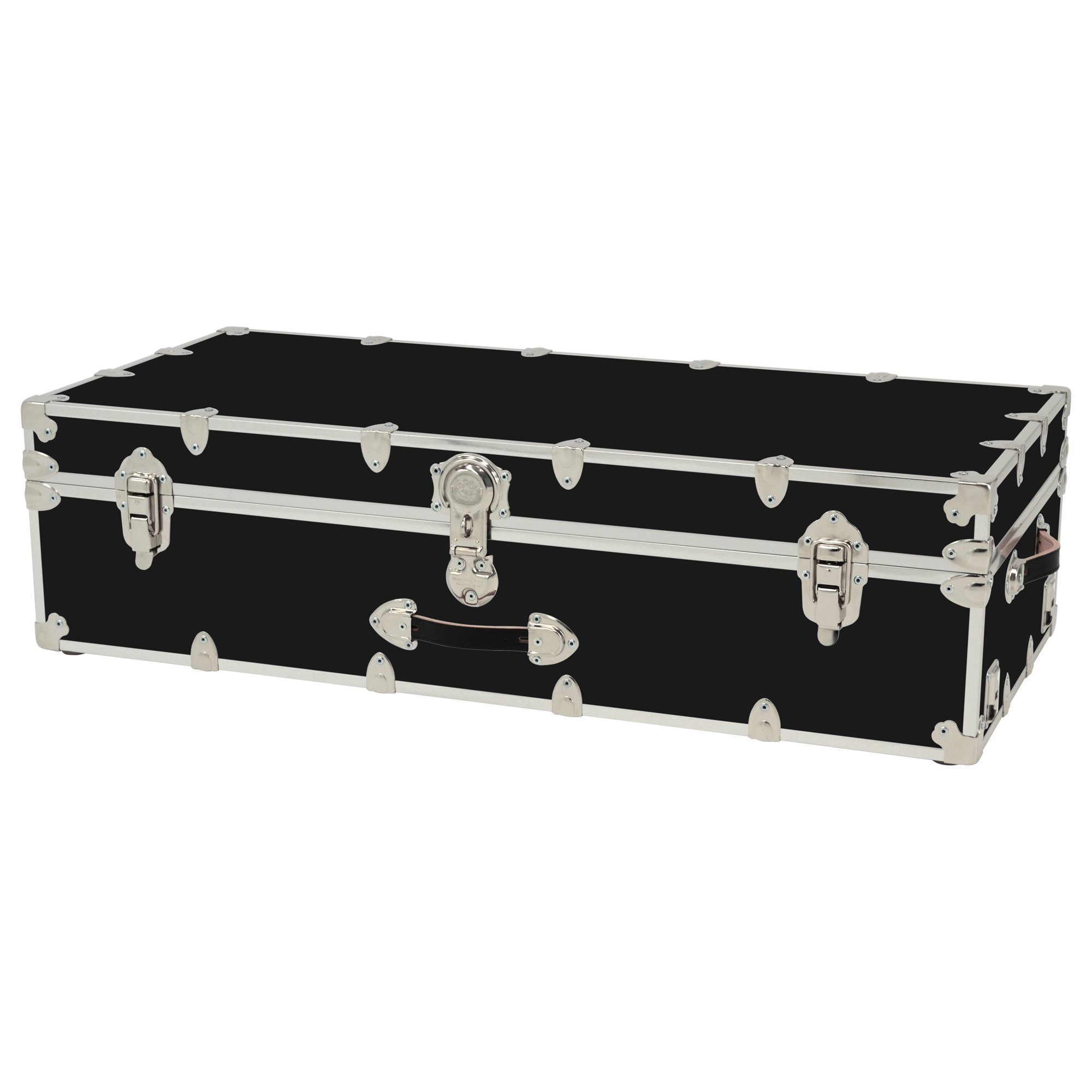Rhino Trunk and Case Armor Trundle Trunk, Black by Rhino Trunk and Case