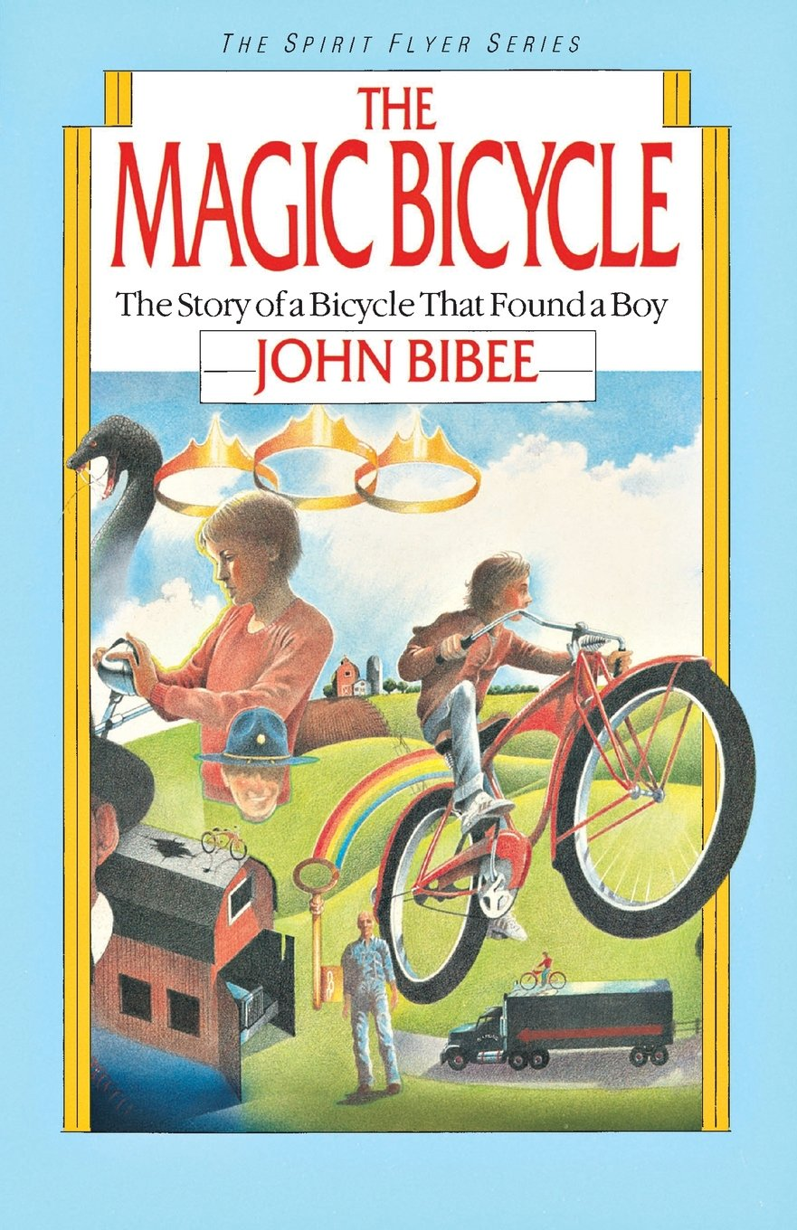 Image result for the magic bicycle