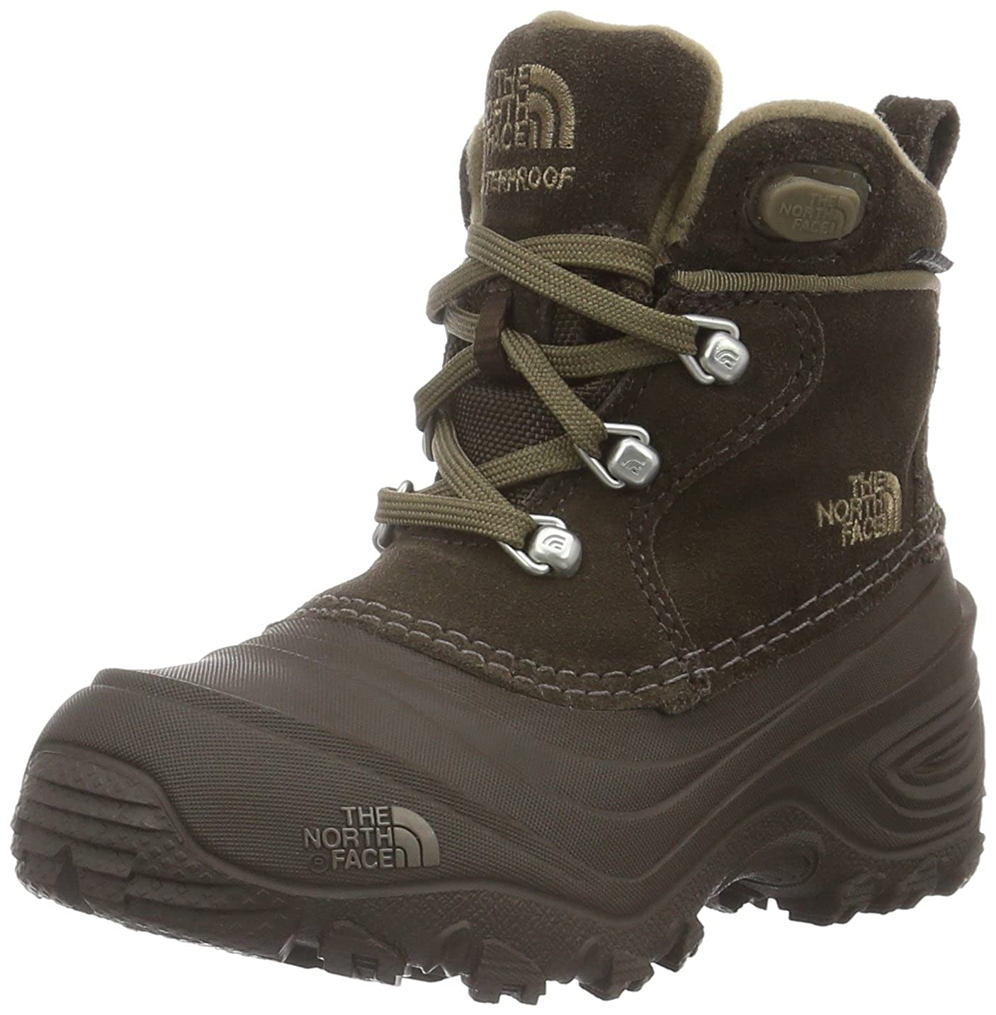 The North Face Boys' Chilkat Lace II Boot The North Face Kids A2T5R