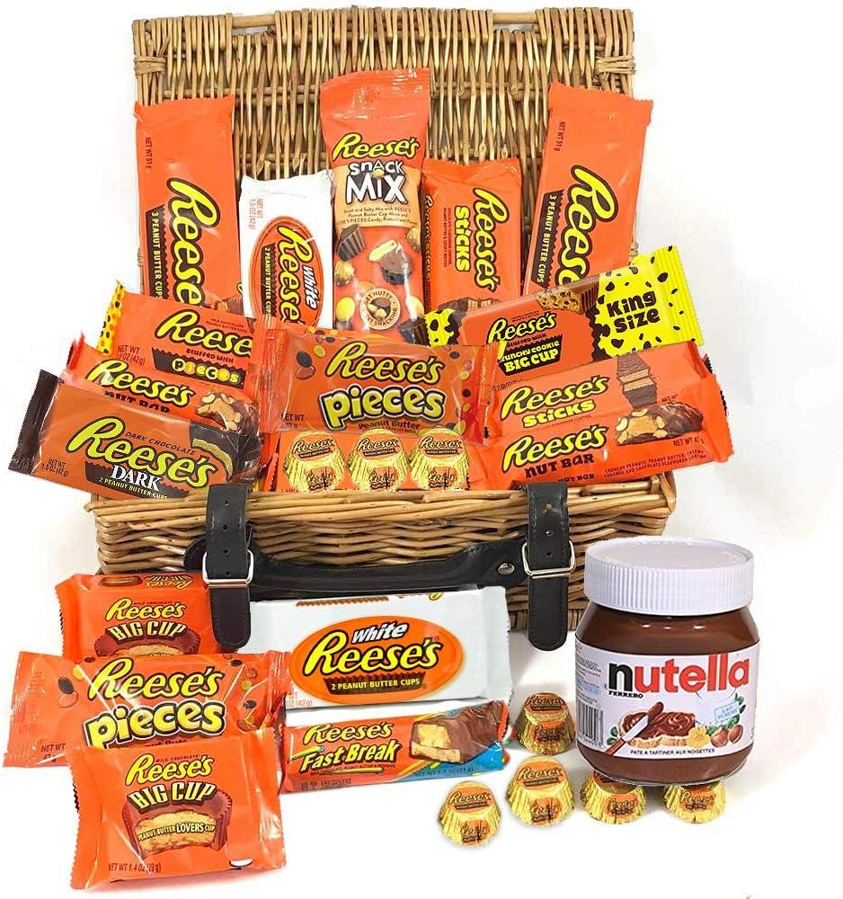 Gran caja de regalo caramelos Reeses americanos | Selección de ...