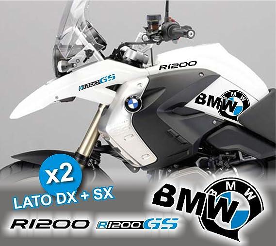 Pegatinas adhesivas calcomanía para BMW R 1200 GS 2008 - 2012 COD K005: Amazon.es: Coche y moto
