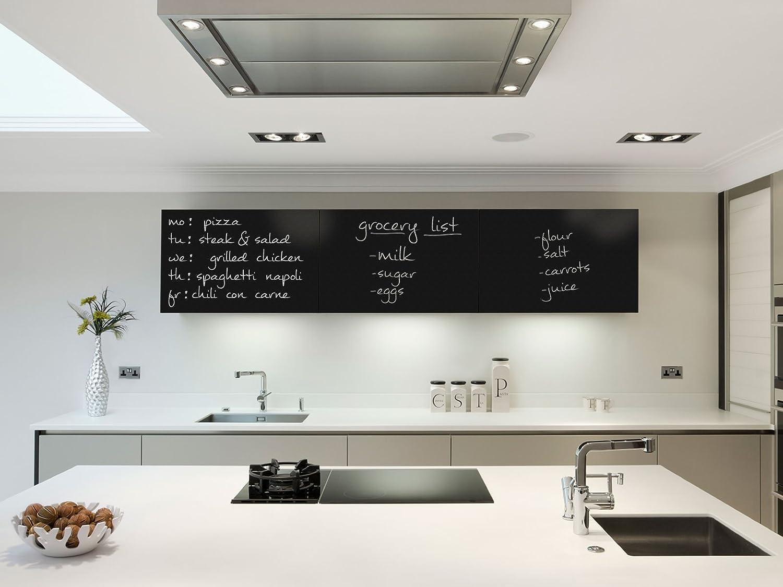 Tafelfolie Küche tafelfolie set selbstklebend 60x300cm sieger preis leistung