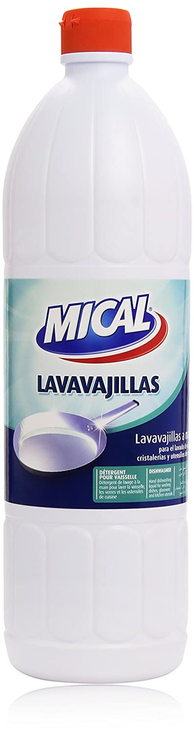 Mical Lavavajillas - 1500 ml: Amazon.es: Amazon Pantry