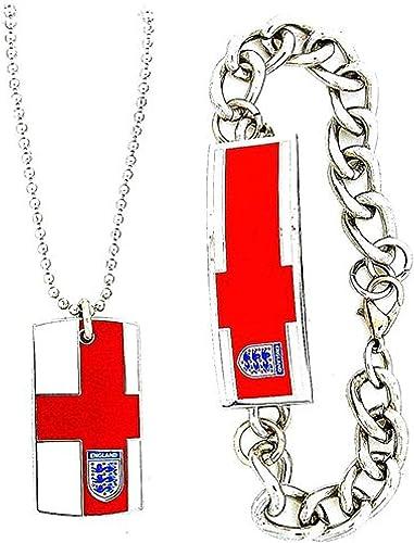 Collar de Inglaterra Etiqueta de perro