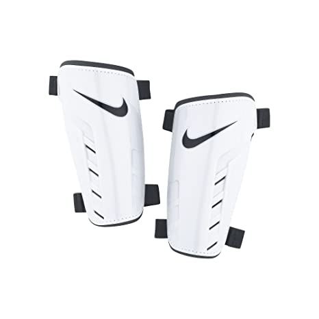 69b4b513f0601 Nike Park Guard Shin Guard - White/White/Black, X-Small: Amazon.co ...