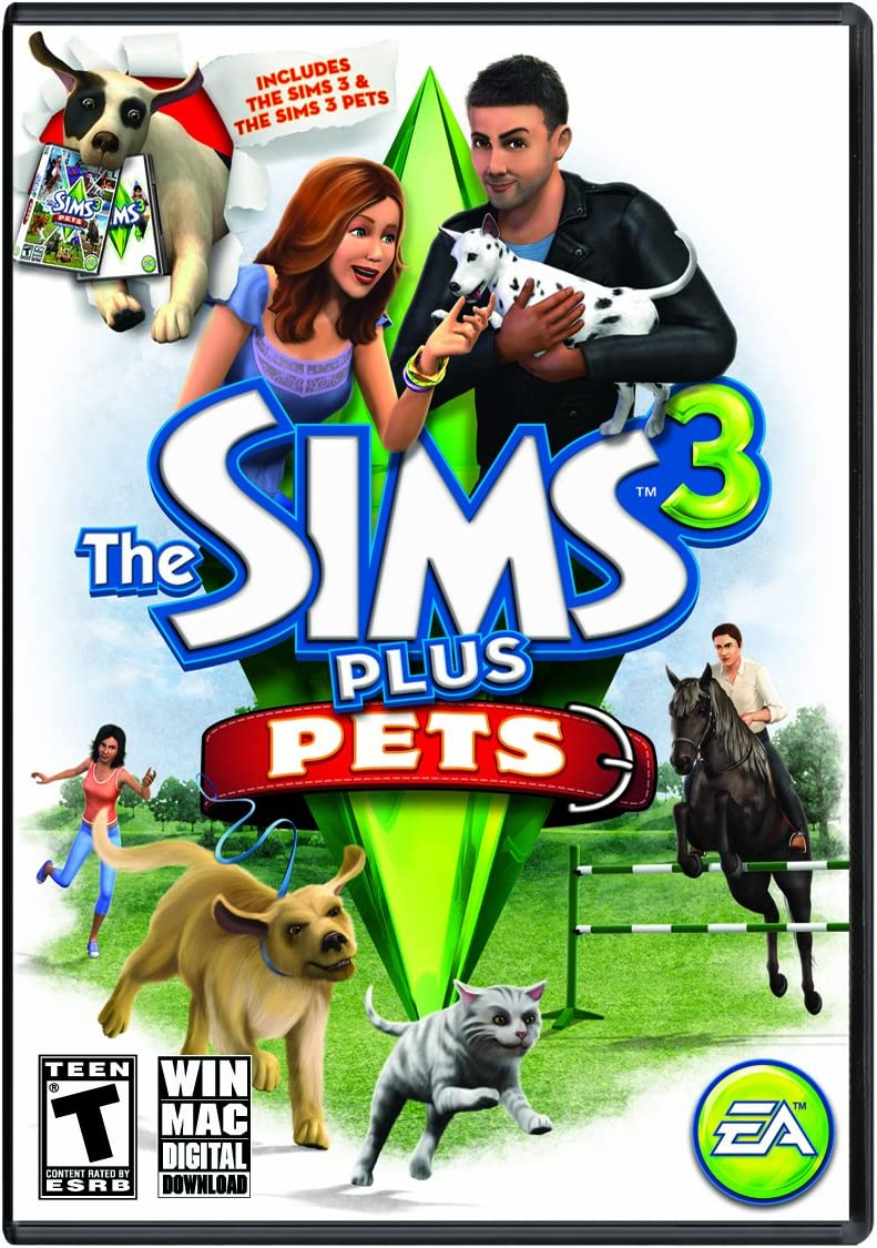sims 3 pets game free download