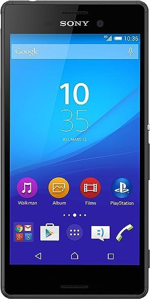 Sony Mobile Xperia M4 Aqua - Smartphone Android 5.0 (pantalla 5 ...