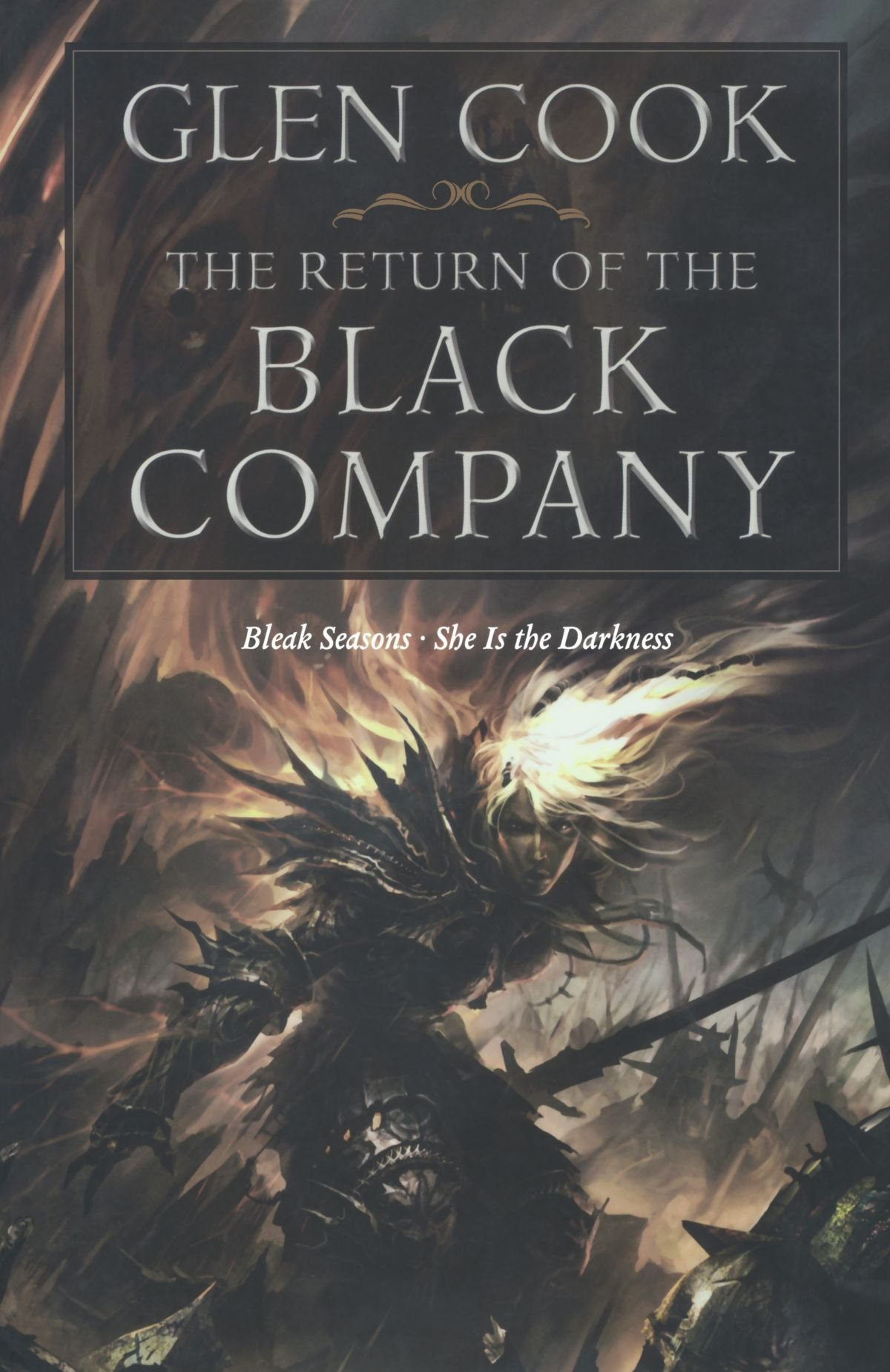 black company reading order