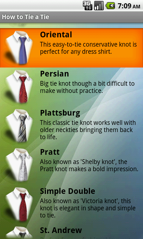 How to Tie a Tie: Amazon.es: Appstore para Android
