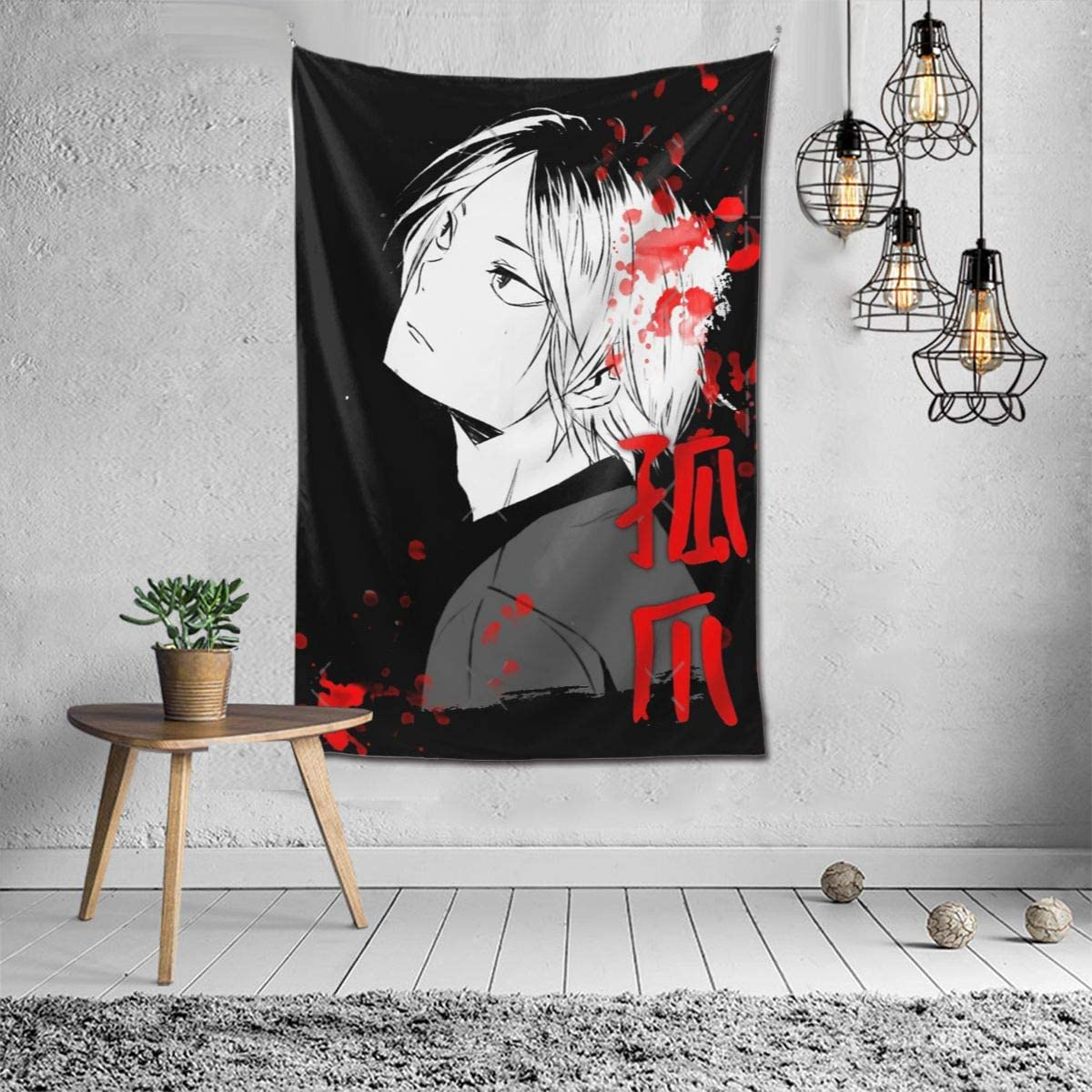 Details about  /Various anime video game characters family decoration watercolor poster Room