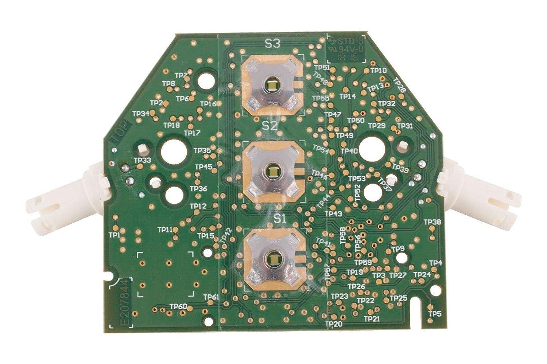 Krups - Nespresso tarjeta PCB teclas prodigio xn410 xn411 en170 ...