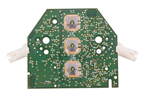 Krups – Nespresso tarjeta PCB teclas prodigio xn410 xn411 en170 en270 °C70 D70