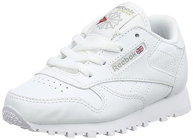 019e8b1baa4b1 Reebok Classic Leather Sneakers Basses Mixte bébé