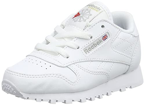 Reebok Classic Leather, Zapatillas Unisex Niños: Amazon.es: Zapatos y complementos