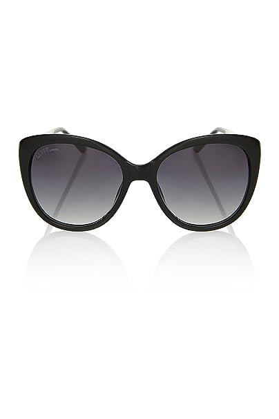 Lipsy Mujer Gafas De Sol En Forma De Ojos De Gato Con Perlas Negro Talla  única  Amazon.es  Ropa y accesorios 9331f9c3cacf