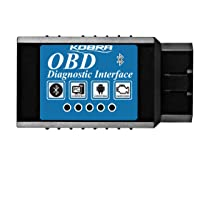 KOBRA OBD2 Scanner Bluetooth Scan Tool Adapter Deals