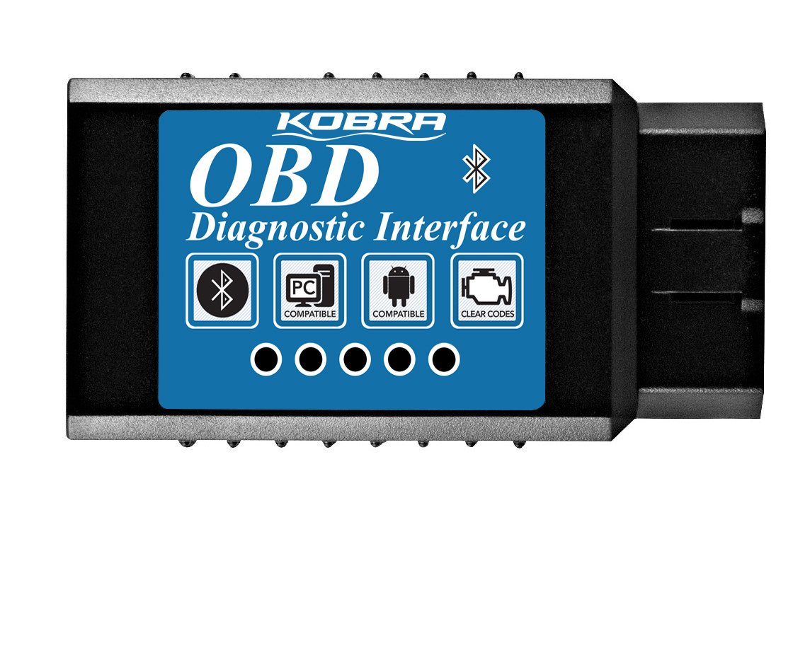 Kobra Obd2 Scanner Bluetooth Scan Tool Adapter Car Code Engine Connect Digital Outputs To Cut Off Door Windows Circuit Reader Android Devices Obd Wirelessly Feeds Your Cars Data Phone Check Light Eliminator All