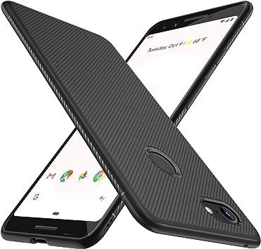 Geemai Google Pixel 3 Funda Fina de Silicona, Funda Suave y ...