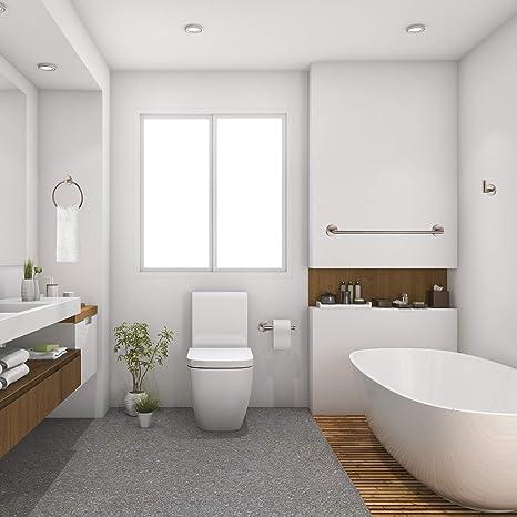 Design House 188722 Fraz Bathroom Accessory Set Nickel