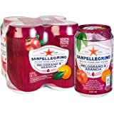 Sanpellegrino Melograno e Arancia ISD (Pomegranate & Orange), 24 x 330 ml, Melograno E Arancia (Pomegranate & Orange)