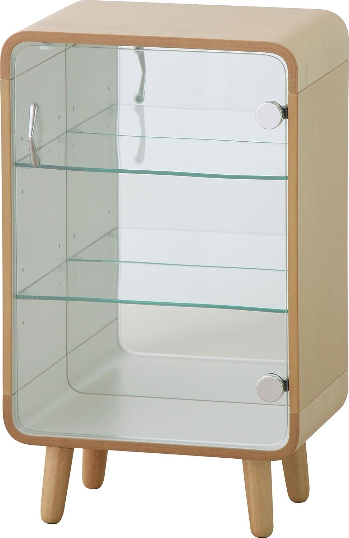 AZUMAYA コレクションシェルフ Sサイズ ナチュラル色 PT-611NA B00NH9MG0I Sサイズ(高さ60cm)|ナチュラル ナチュラル Sサイズ(高さ60cm)