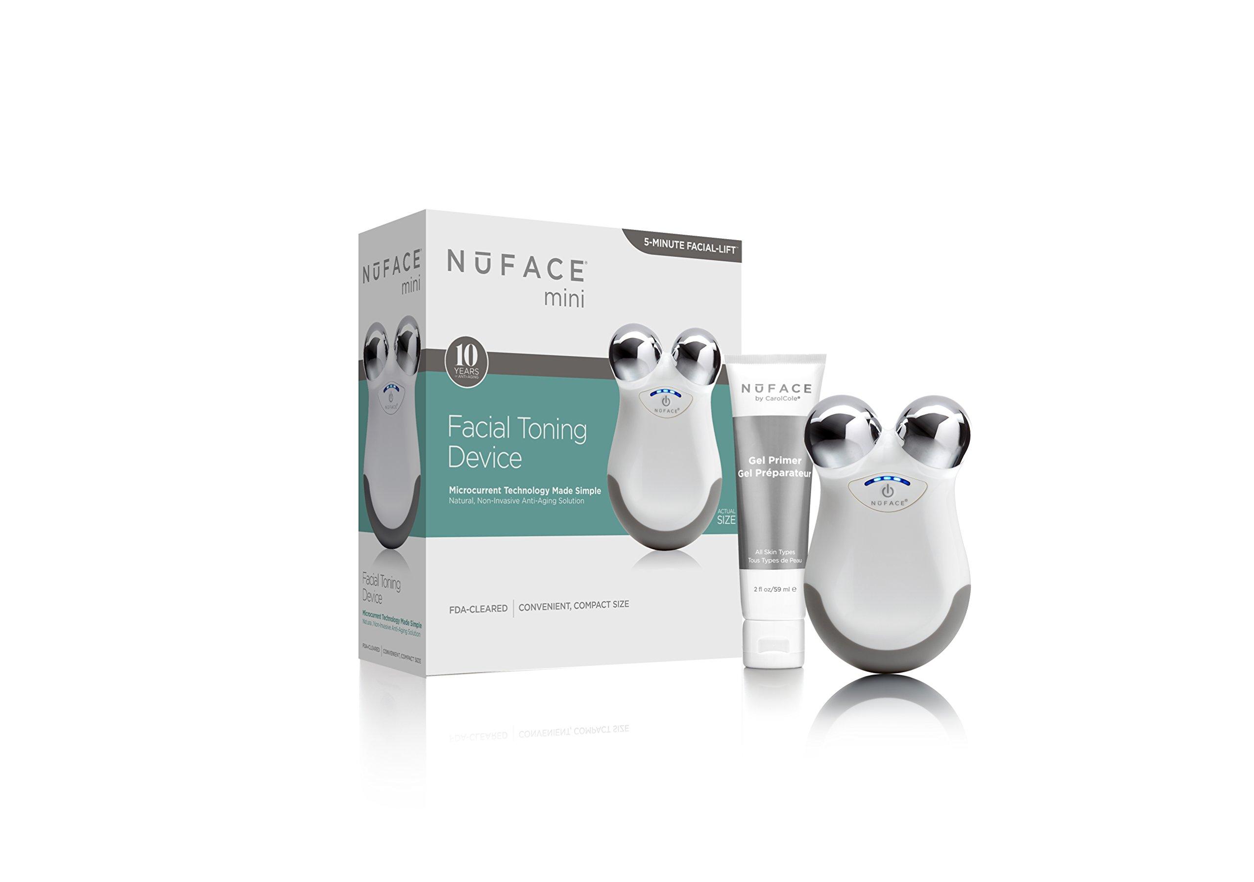 NuFACE Mini Kit + Hydration Travel Essentials