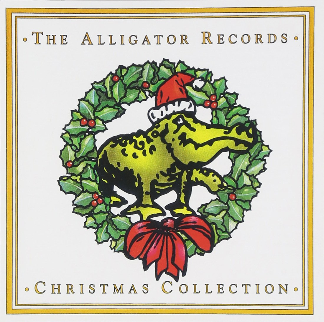 VARIOUS ARTISTS - The Alligator Records Christmas Collection ...