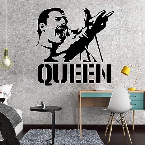 Cooldeerydm Modern Freddy Mercury Queen Band Vinilo Tatuajes de ...