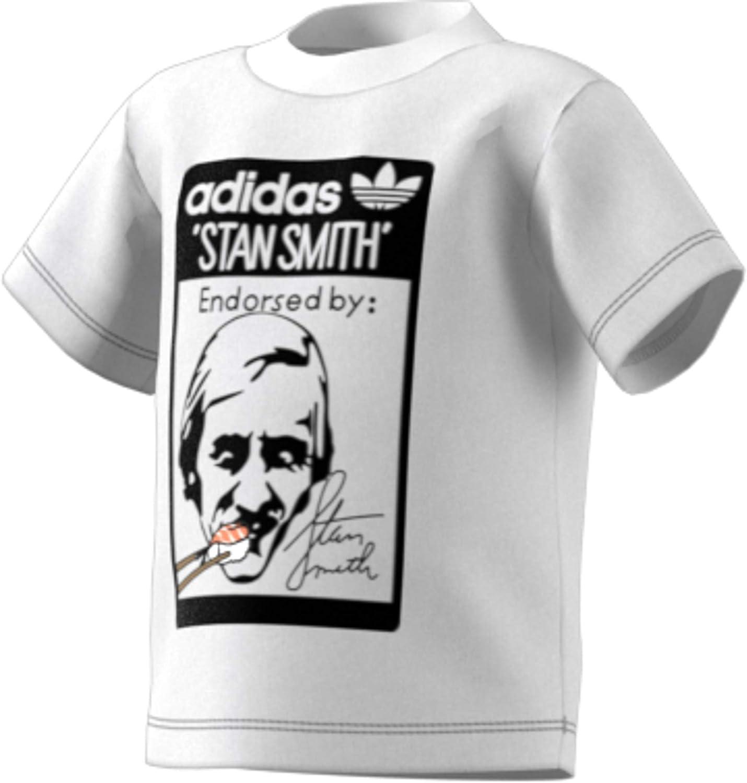 adidas Originals T-Shirt Kid Stan Smith Sushi: