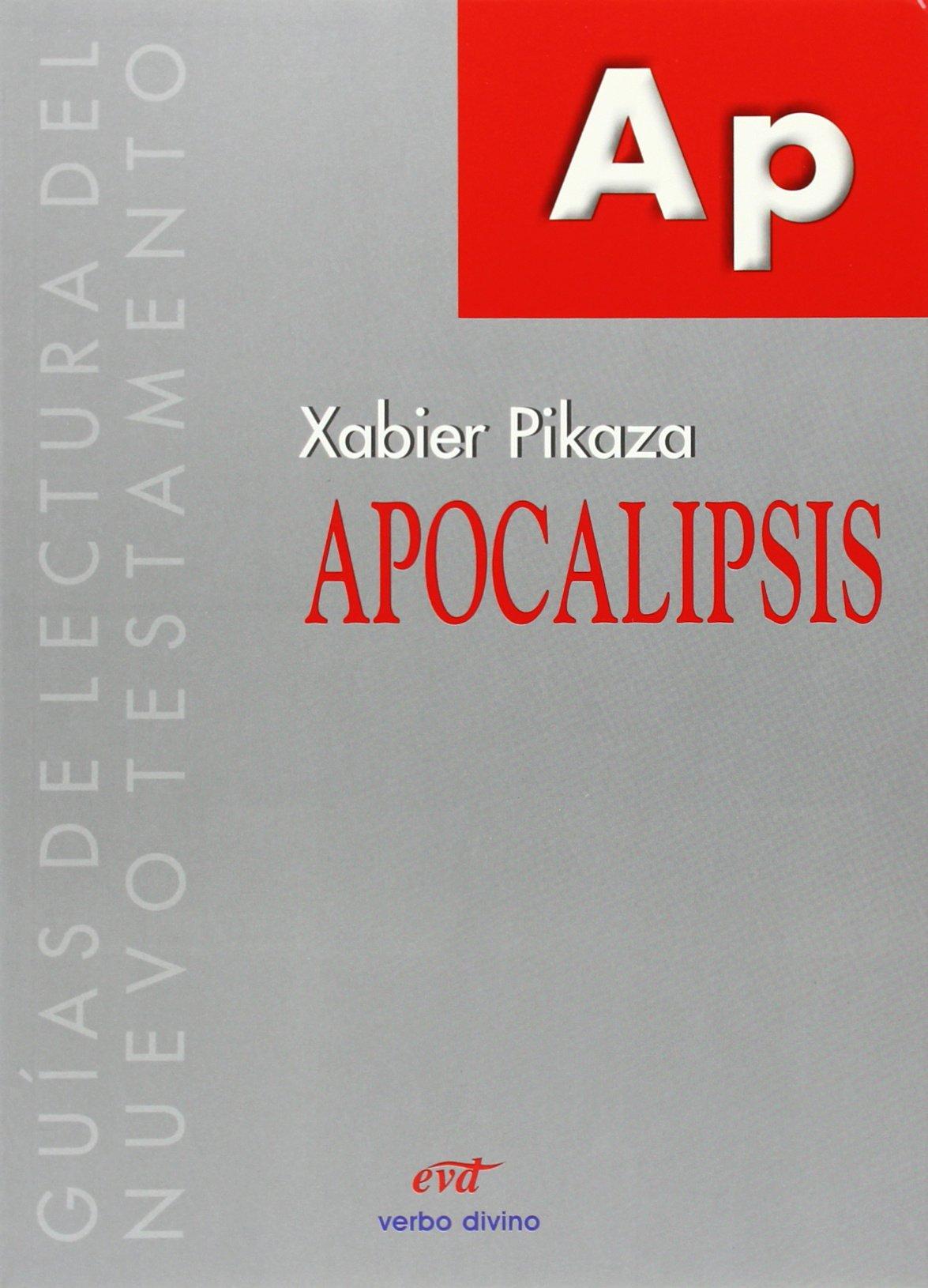 Apocalipsis. Guias De Lectura N.T: Guías de Lectura del Nuevo Testamento :  Pikaza Ibarrondo, Xabier: Amazon.es: Libros