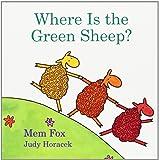 Where Is the Green Sheep? by Judy Horacek (16-Mar-2009) Board book