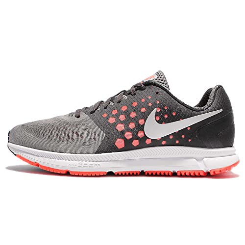 cheap for discount 30601 d2149 Nike Men s Air Zoom Span Running Shoe Midnight Fog Metallic Silver Size 8. 5  M US  Buy Online at Low Prices in India - Amazon.in