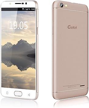 Gretel A9 - Smartphone Libre 4G de 5