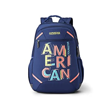 39215860972c American Tourister Rave 29 Ltrs Ink Blue Casual Backpack (Fi3 (0) 61 ...