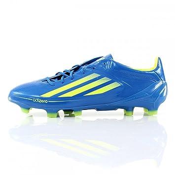 new arrival f58bc c9570 Adidas Adizero RS7 Pro TRX FG II Chaussures de Football Rugby Football Bleu  v22701, Bleu
