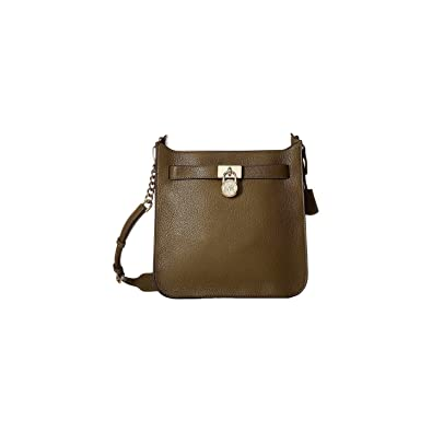 Image Unavailable. Image not available for. Color  MICHAEL Michael Kors  Hamilton North South Cross-Body Bag 01e2fd84f9