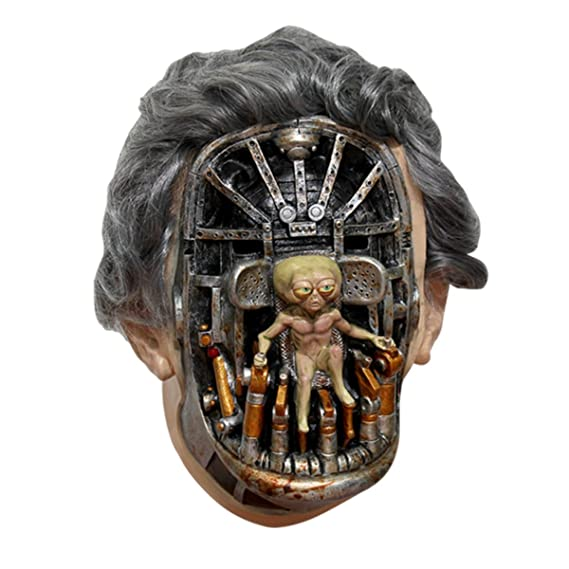 Mib Men In Black Arquillian Control Alien Costume Mask