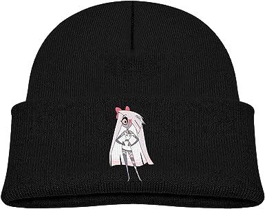 Kangtians Boys Girls Hazbin Hotel Vaggie Skull Cap Beanie Hat