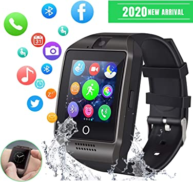 EUKK Smartwatch, Bluetooth Reloj Inteligente,Deportes Reloj ...