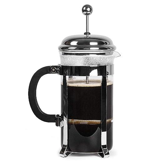 Lovely Home - Cafetera de prensa francesa – 32 oz café y té ...