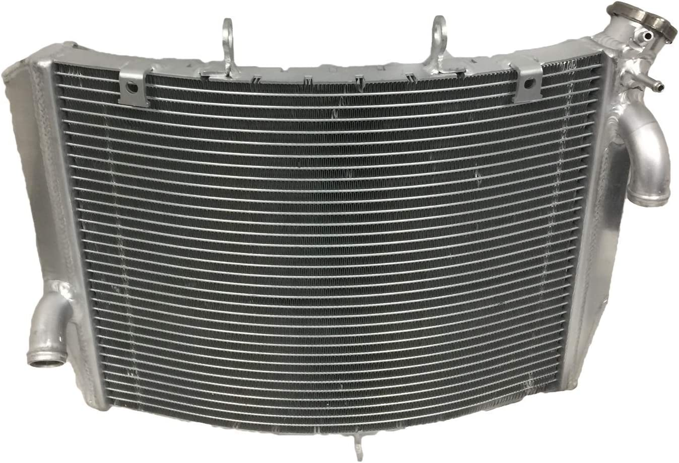 BRAND Aluminum Radiator Engine Cooling FOR Kawasaki Ninja ZX6R ZX-6R 2007 2008