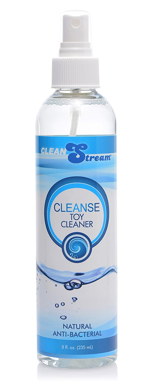 Cleanstream Natural Toy Cleaner, 8 Fl Oz Spray Bottle
