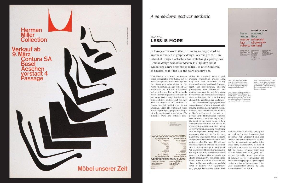 100 Ideas That Changed Graphic Design   Livros Na Amazon Brasil   8601404283505