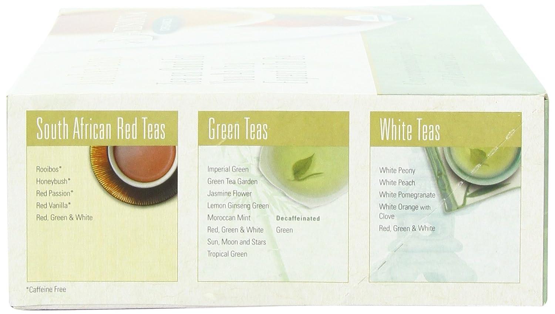 amazon com davidson u0027s tea white peony 100 count tea bags