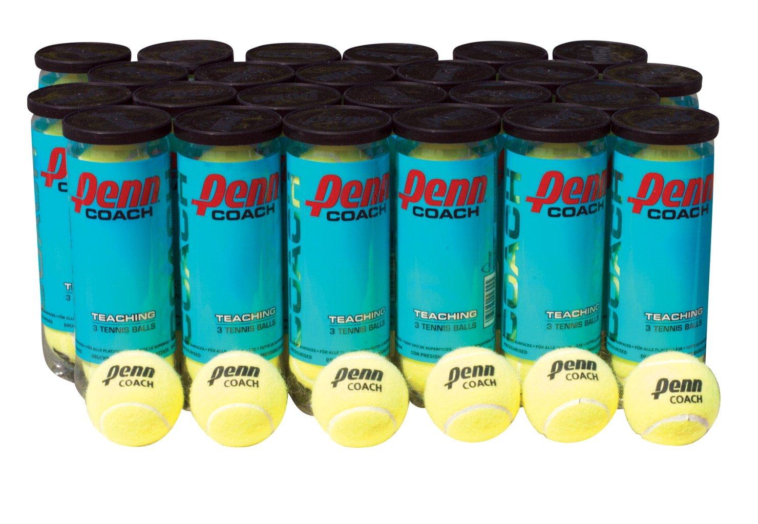 Amazon.com   Penn Coach Practice Tennis Balls 9102d62961563