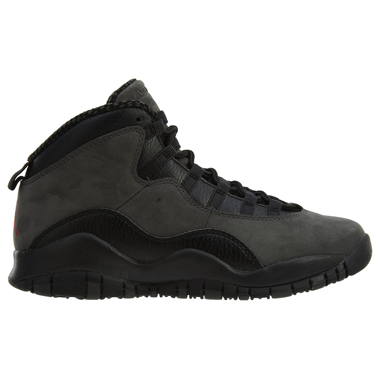 brand new cbc48 d75a9 Amazon.com   Jordan Air X (10) Retro (Dark Shadow) (Kids)   Shoes