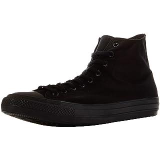 Converse Chuck Taylor All Star Canvas High Top Sneaker, Black Monochrome, 7 M US