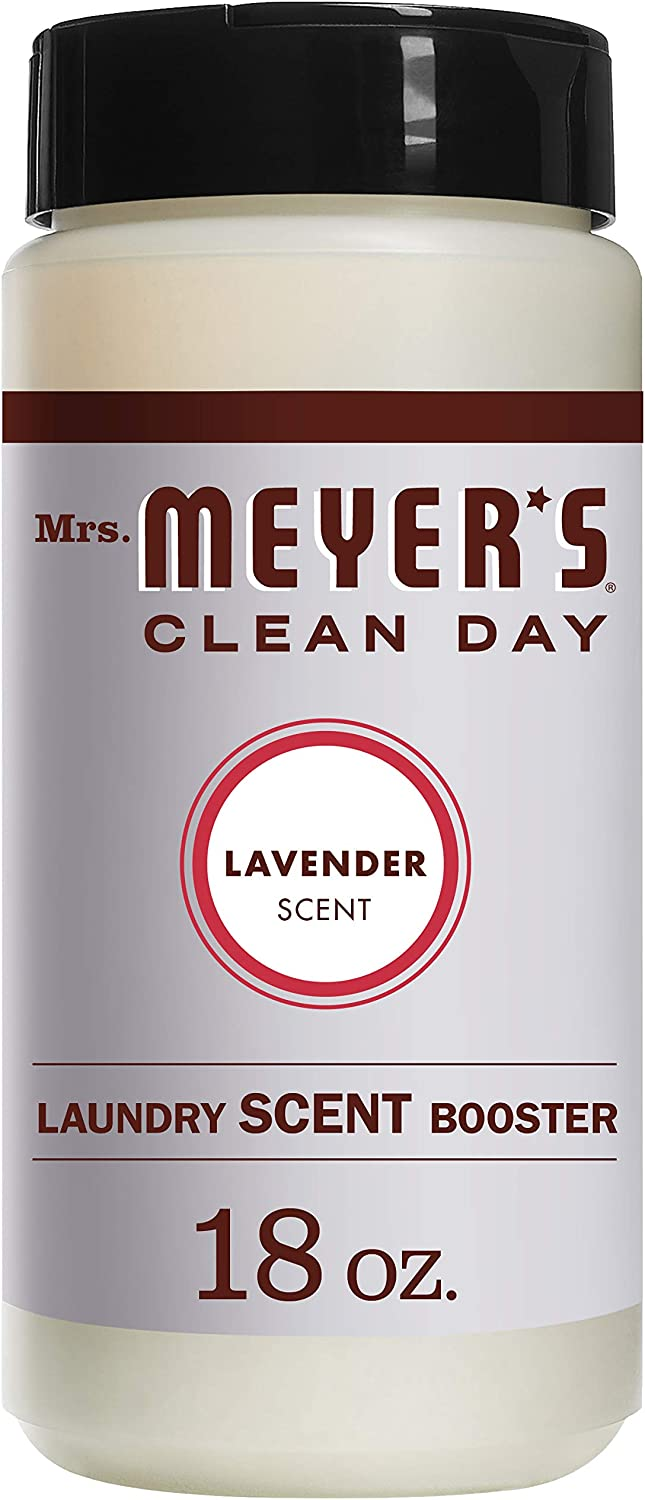Mrs. Meyer's Clean Day Laundry Scent Booster, Lavender, 18 oz